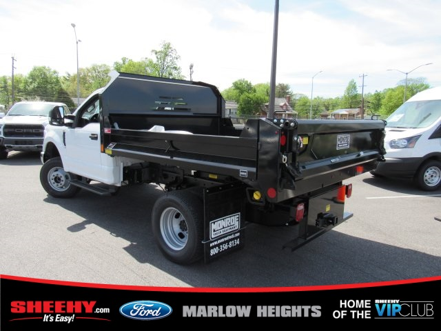 2019 F-350 Regular Cab DRW 4x4, Monroe Dump Body #BD72817 - photo 1