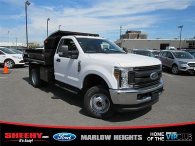 2019 F-350 Regular Cab DRW 4x4,  Monroe MTE-Zee Dump Body #BD72817 - photo 3