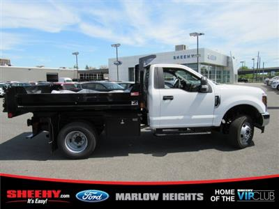 2019 F-350 Regular Cab DRW 4x4,  Monroe MTE-Zee Dump Body #BD72817 - photo 10
