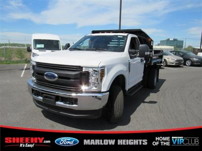 2019 F-350 Regular Cab DRW 4x4,  Monroe MTE-Zee Dump Body #BD72817 - photo 6
