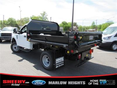 2019 F-350 Regular Cab DRW 4x4,  Monroe MTE-Zee Dump Body #BD72817 - photo 2