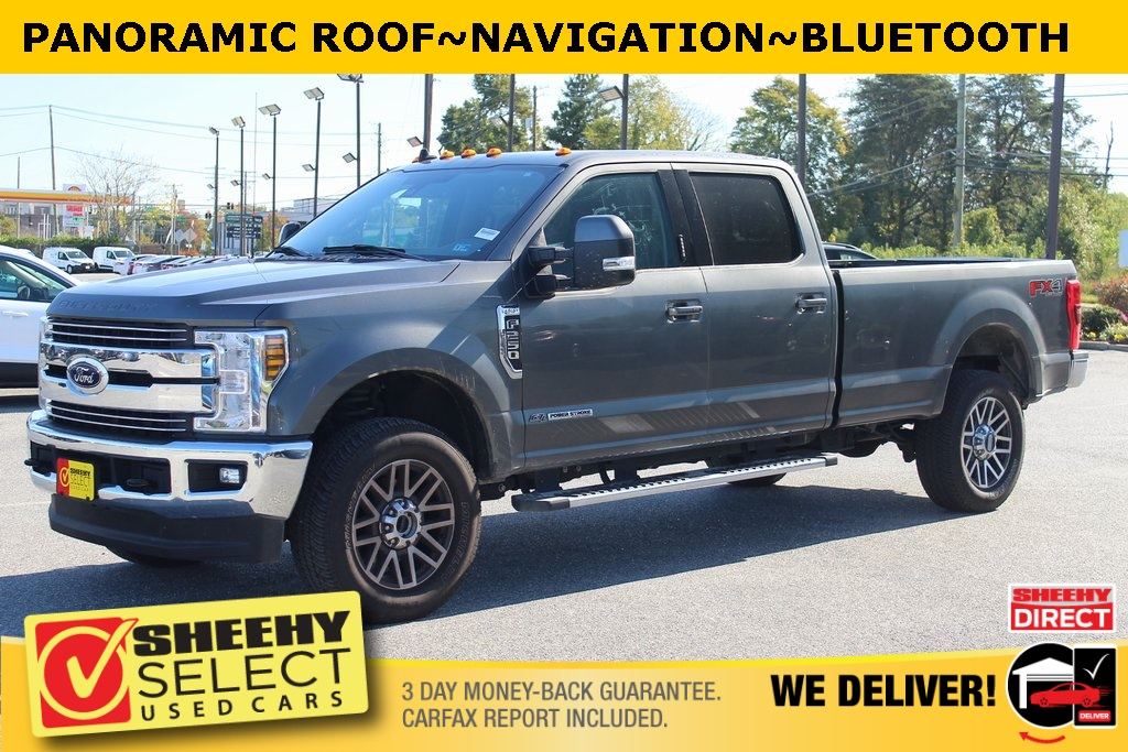 2019 Ford F-250 Crew Cab 4x4, Pickup #BD74869A - photo 3