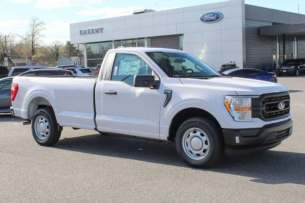 2021 Ford F-150 Regular Cab 4x2, Pickup #BD80298 - photo 1