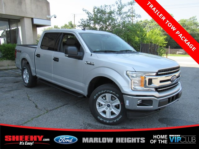 2019 F-150 SuperCrew Cab 4x4,  Pickup #BE12244 - photo 1