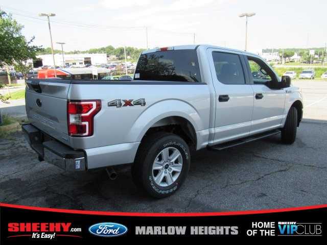 2019 F-150 SuperCrew Cab 4x4,  Pickup #BE12244 - photo 2