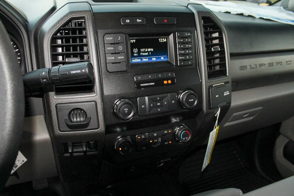 2019 Ford F-550 Super Cab DRW 4x4, Landscape Dump #BE28554 - photo 14