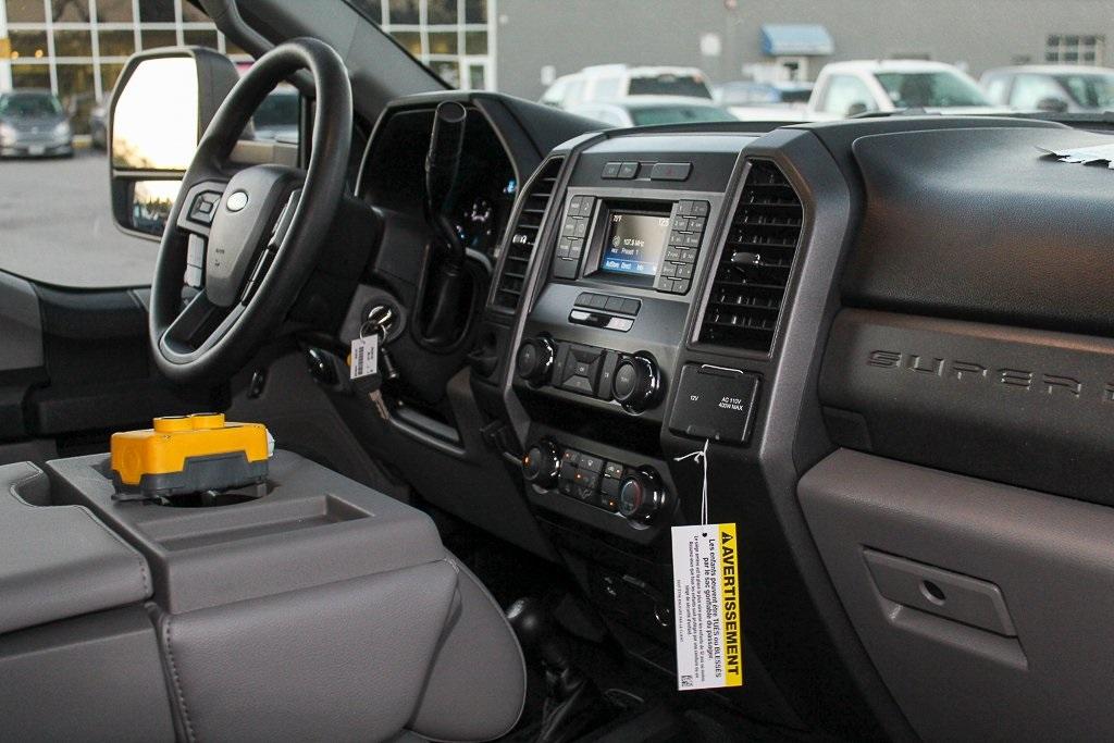 2019 Ford F-550 Super Cab DRW 4x4, Landscape Dump #BE28554 - photo 9