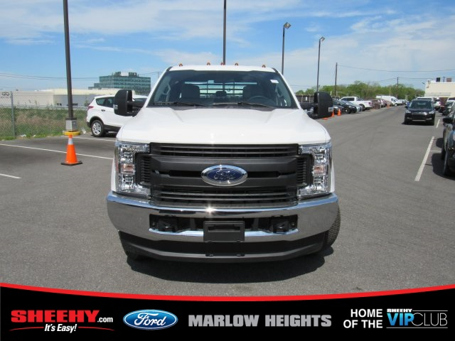 2019 F-350 Crew Cab DRW 4x4,  Hillsboro GII Steel Platform Body #BE28613 - photo 5