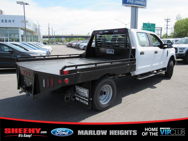 2019 F-350 Crew Cab DRW 4x4,  Hillsboro GII Steel Platform Body #BE28613 - photo 9