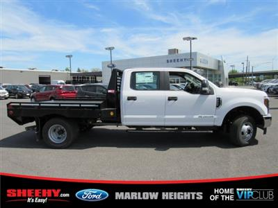 2019 F-350 Crew Cab DRW 4x4,  Hillsboro GII Steel Platform Body #BE28613 - photo 10