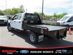 2019 F-350 Crew Cab DRW 4x4,  Hillsboro Platform Body #BE28613 - photo 1