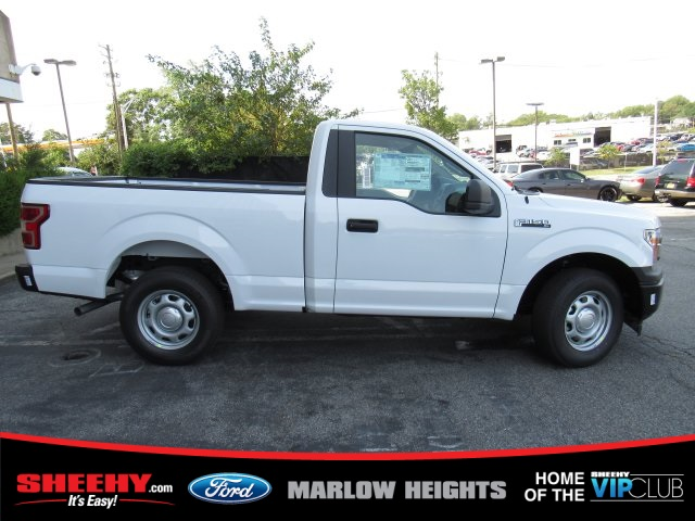 2019 F-150 Regular Cab 4x2, Pickup #BE44929 - photo 10