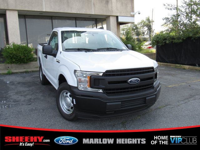 2019 F-150 Regular Cab 4x2,  Pickup #BE44929 - photo 4