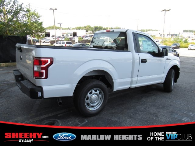 2019 F-150 Regular Cab 4x2, Pickup #BE44929 - photo 9