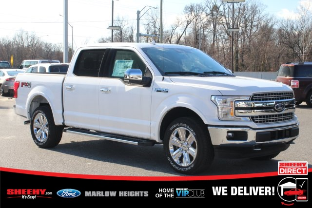 2018 Ford F-150 SuperCrew Cab 4x4, Pickup #BE60203 - photo 1