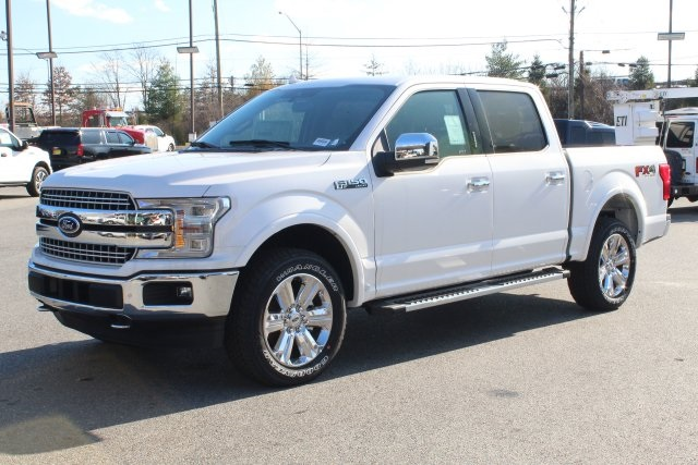 2018 F-150 SuperCrew Cab 4x4,  Pickup #BE60203 - photo 3