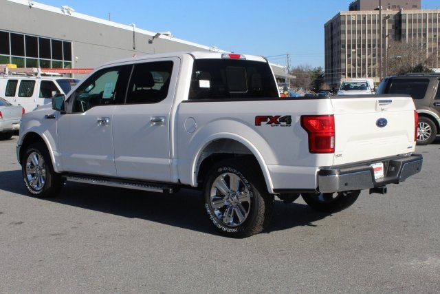 2018 F-150 SuperCrew Cab 4x4,  Pickup #BE60203 - photo 2
