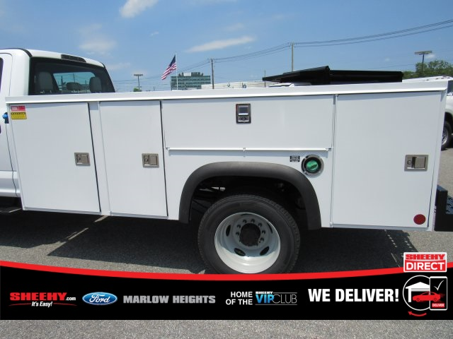 2019 F-450 Crew Cab DRW 4x4,  Monroe MSS II Service Body #BE60694 - photo 33