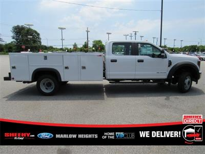 2019 F-450 Crew Cab DRW 4x4,  Monroe MSS II Service Body #BE60694 - photo 10