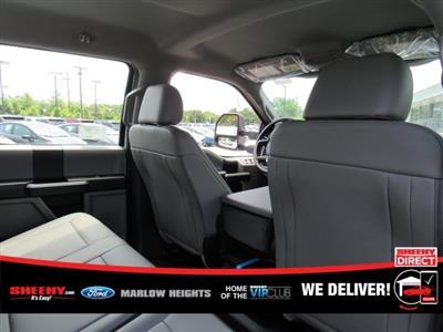 2019 Ford F-450 Crew Cab DRW 4x4, Monroe MSS II Service Body #BE60694 - photo 11