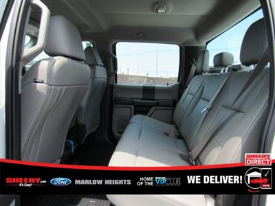 2019 F-450 Crew Cab DRW 4x4,  Monroe MSS II Service Body #BE60694 - photo 14