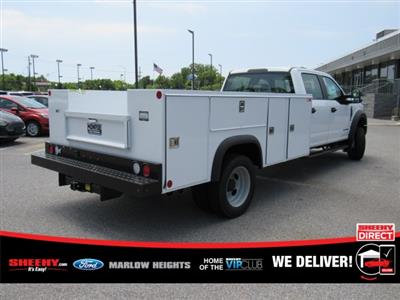 2019 F-450 Crew Cab DRW 4x4,  Monroe MSS II Service Body #BE60694 - photo 9