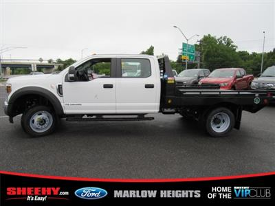 2019 F-450 Crew Cab DRW 4x4,  Hillsboro GII Steel Platform Body #BE60697 - photo 7