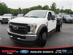 2019 F-450 Crew Cab DRW 4x4,  Hillsboro GII Steel Platform Body #BE60697 - photo 5