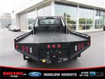 2019 F-450 Crew Cab DRW 4x4,  Hillsboro GII Steel Platform Body #BE60697 - photo 9