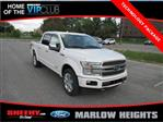 2018 F-150 SuperCrew Cab 4x4,  Pickup #BE74231 - photo 1