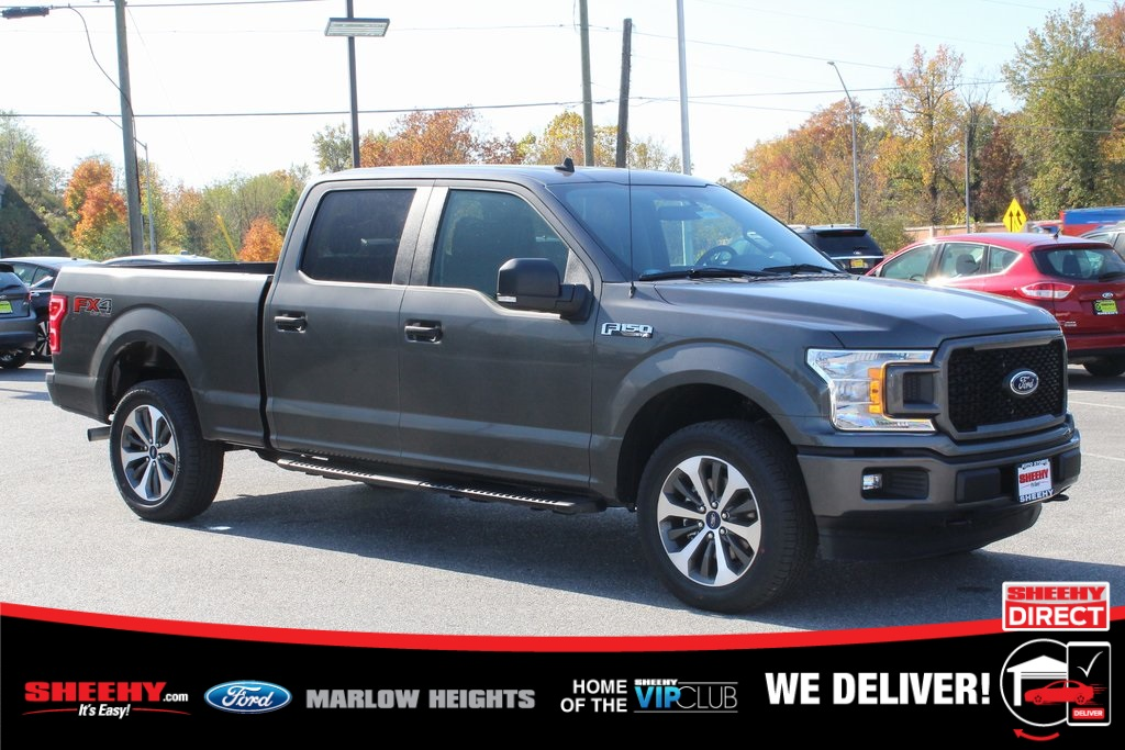 2020 Ford F-150 SuperCrew Cab 4x4, Pickup #BE85348 - photo 1