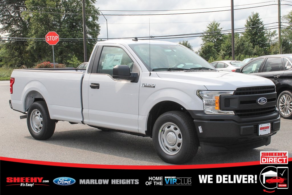 2020 Ford F-150 Regular Cab 4x2, Pickup #BE91892 - photo 1