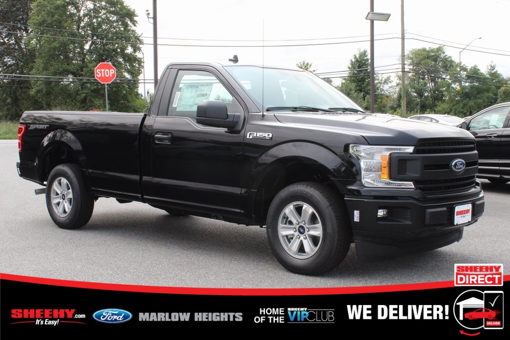 2020 Ford F-150 Regular Cab 4x2, Pickup #BE91894 - photo 1