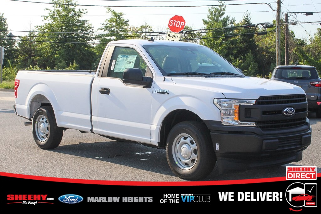 2020 Ford F-150 Regular Cab 4x2, Pickup #BE91896 - photo 1