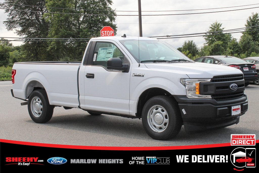 2020 Ford F-150 Regular Cab 4x2, Pickup #BE91897 - photo 1
