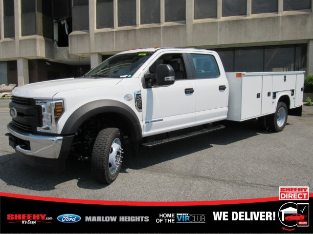 2019 F-450 Crew Cab DRW 4x4,  Knapheide Standard Service Body #BE93183 - photo 6