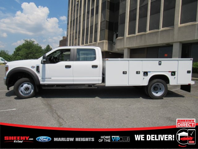 2019 F-450 Crew Cab DRW 4x4,  Knapheide Standard Service Body #BE93183 - photo 7