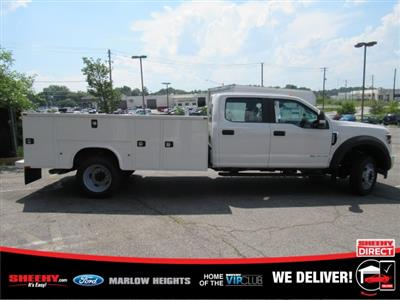 2019 F-450 Crew Cab DRW 4x4,  Knapheide Standard Service Body #BE93183 - photo 10