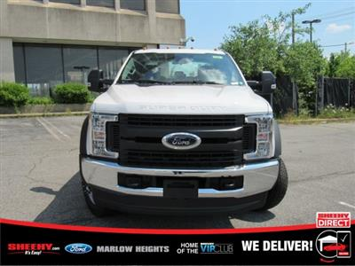 2019 F-450 Crew Cab DRW 4x4,  Knapheide Standard Service Body #BE93183 - photo 4