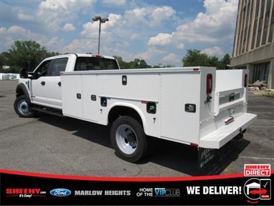 2019 F-450 Crew Cab DRW 4x4,  Knapheide Standard Service Body #BE93183 - photo 8