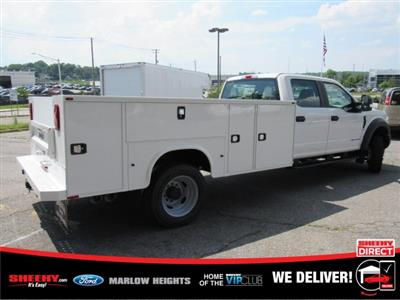2019 F-450 Crew Cab DRW 4x4,  Knapheide Standard Service Body #BE93183 - photo 2