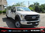 2019 F-450 Crew Cab DRW 4x4,  Knapheide Standard Service Body #BE93183 - photo 3