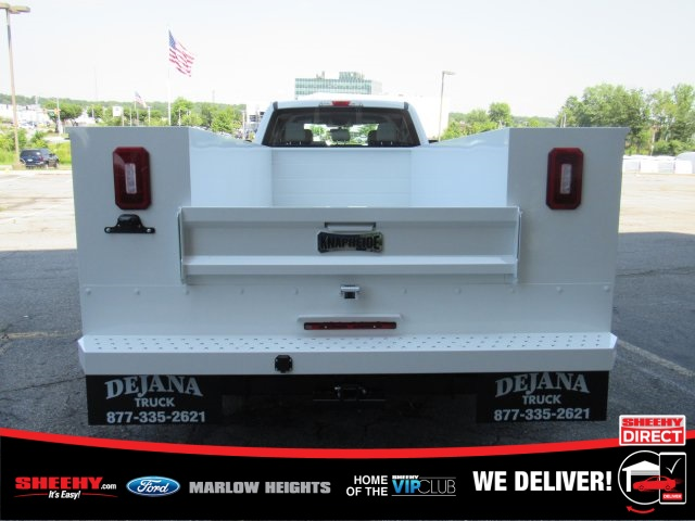 2019 F-550 Crew Cab DRW 4x4,  Knapheide Standard Service Body #BE93186 - photo 9