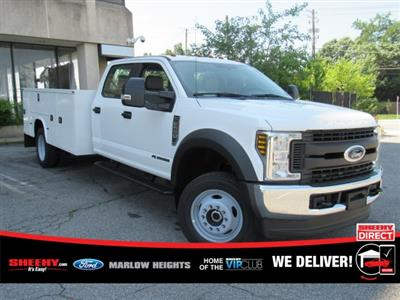 2019 F-550 Crew Cab DRW 4x4,  Knapheide Standard Service Body #BE93186 - photo 1