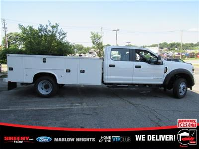 2019 F-550 Crew Cab DRW 4x4, Knapheide Standard Service Body #BE93186 - photo 10