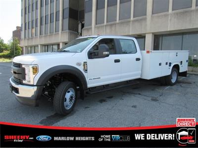 2019 F-550 Crew Cab DRW 4x4, Knapheide Standard Service Body #BE93186 - photo 6
