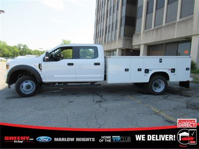 2019 F-550 Crew Cab DRW 4x4,  Knapheide Standard Service Body #BE93186 - photo 7