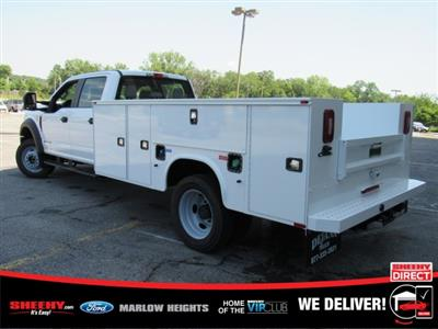 2019 F-550 Crew Cab DRW 4x4,  Knapheide Standard Service Body #BE93186 - photo 8