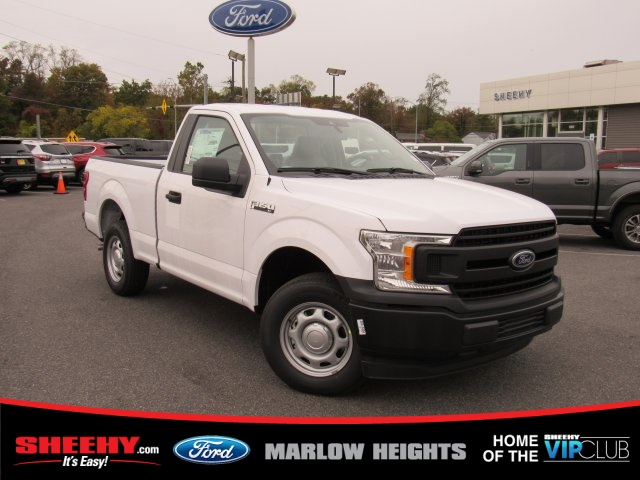 2019 F-150 Regular Cab 4x2, Pickup #BE99144 - photo 3