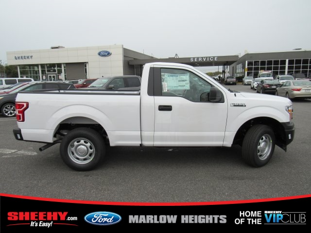 2019 F-150 Regular Cab 4x2, Pickup #BE99144 - photo 10